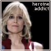 wychwood: heroine addict - Gwen from GalaxyQuest (Fan - Gwen heroine)