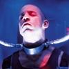 "jumpuphigh: Vin Diesel wearing a collar in ""Pitch Black"" (collar)"