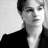 quillori: black and white photo of Jenny/Claudia from Primeval (primeval: jenny)