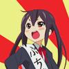youkai: (「K-ON!!」アズニャン部長)