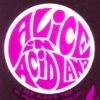 weirdwednesday: alice in acidland (purple)