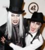 wynkat: Adam and Sauli halloween 2012