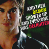 moonie: (TVD - Damon pwns all)