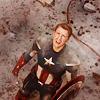 moonie: (Avengers -S- looking up)