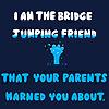 kol: (Bridge Jumping Friend)
