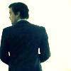 oper_1895: Neal Caffrey in a suit. (neal back)