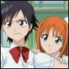 cynicalflower: (Tatsuki/Orihime)