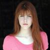 loquacious_raven: (Pink Shirt: Stare Down)