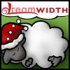 mrsdarcy: christmas dreamwidth sheep (Dreamwidth)