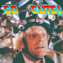"""crossover_chick: Doc in his mind-reading helmet with the text """"so cute!"""" (BTTF: feeling flirty)"""