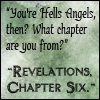neotoma: Hell's Angels, Revelations, chapter Six (Good Omens) (Good Omens -- Death)