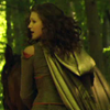 chocolatepot: Marian, riding a horse (Marian)