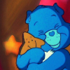 lizziec: (carebare hug)