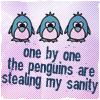 lizziec: (cartoon penguins stealing sanity)