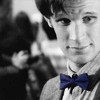 lizziec: (Doctor Who 11th Doctor B&W)