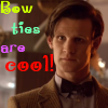 lizziec: (Doctor Who 11th Doctor Bow Ties)