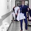 nostalgia: ten carries martha in a hospital (ten/martha carry)