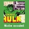 florahart: icon from feministhulk twitter feed (feminist hulk)