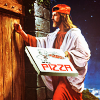 kfc: dude its jesus delivering pizza (pic#5143293)