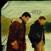 wychwood: Fraser and RayK pulling a sledge in snow (due South - Fraser and RayK hauling sled)