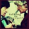 aralias: (talking to yourself)