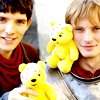 aralias: (arthur and merlin and pudseys)