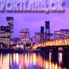 thrihyrne: Portland, OR (George/Remus OTP by me)