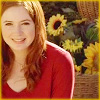 pocketmouse: Amy Pond, surrounded by sunflowers (amy)