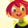 starrypaper: (Cucumber Quest// ADVENTURE... no)
