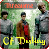 jelazakazone: Merlin, Arthur, and Mordred (Threesome of Destiny)