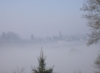 starfishyeti: French village in the mist (naillat)