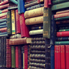 ahorbinski: shelves stuffed with books (Default)