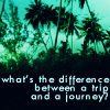 "fox1013: a quote from Melina Marchetta's ""On the Jellicoe Road"", picture from Lost (Lost - Trips and Journeys)"
