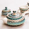 jesse_the_k: Modern design teapot with two cups (Share tea with me)