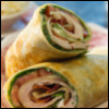 thesoupfairy: (turkey wrap sandwich)
