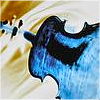 auburn: (Blue Violin)
