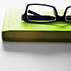 auburn: (Green Book & Glasses)
