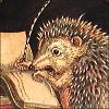ranyart: (writing hedgehog)