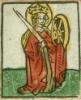 jcconrad: St. Catherine, patron saint of scholars. (Default)