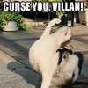 seraphcelene: (curse you villains)