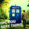 freezingrayne: (Doctor and Tardis)