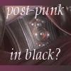 reddragdiva: (post punk)