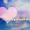 wickedwords: (wickedwords heart)