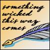 wickedwords: (wicked writing by killa)