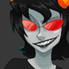 resonance_and_d: terezi's face (terezi)