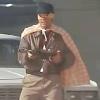 the_wanlorn: Superhero!Murdock coming out of smoke with a rifle. (A-Team: Murdock Superhero Smoke)