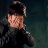 jesse_the_k: Sheppard buries head in hands (sga Sheppard's facepalm)