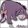 wickedwords: (eeyore oh dear)