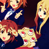 carnimirie: (K-ON! ♫ houkago tea time)