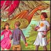 autumnia: Lucy, Edmund & Caspian (Dawn Treader)